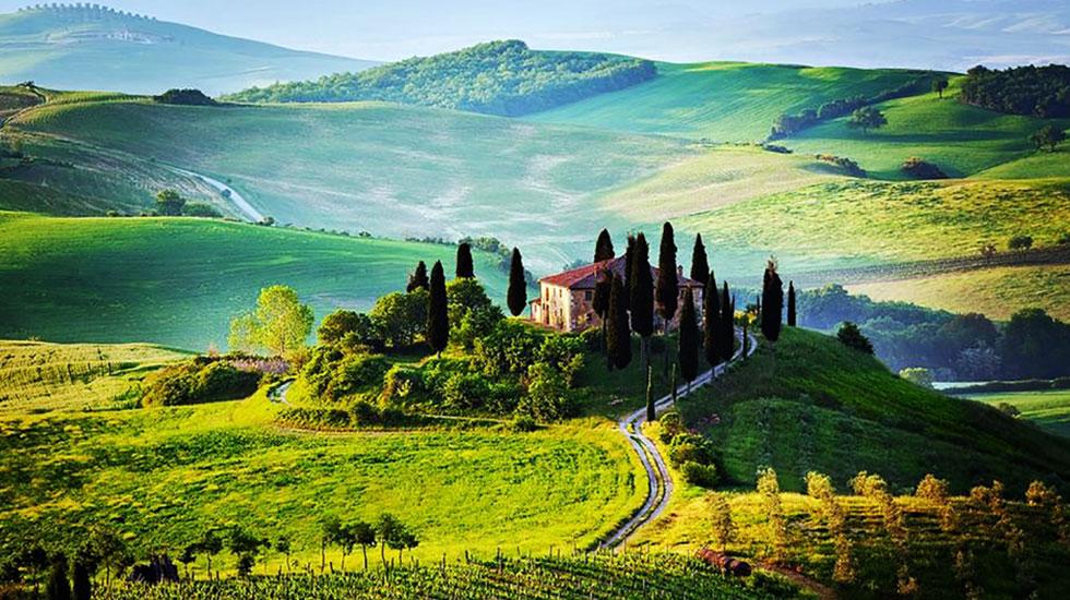 CHIANTI VALLEY - Tour Du Lịch Ý