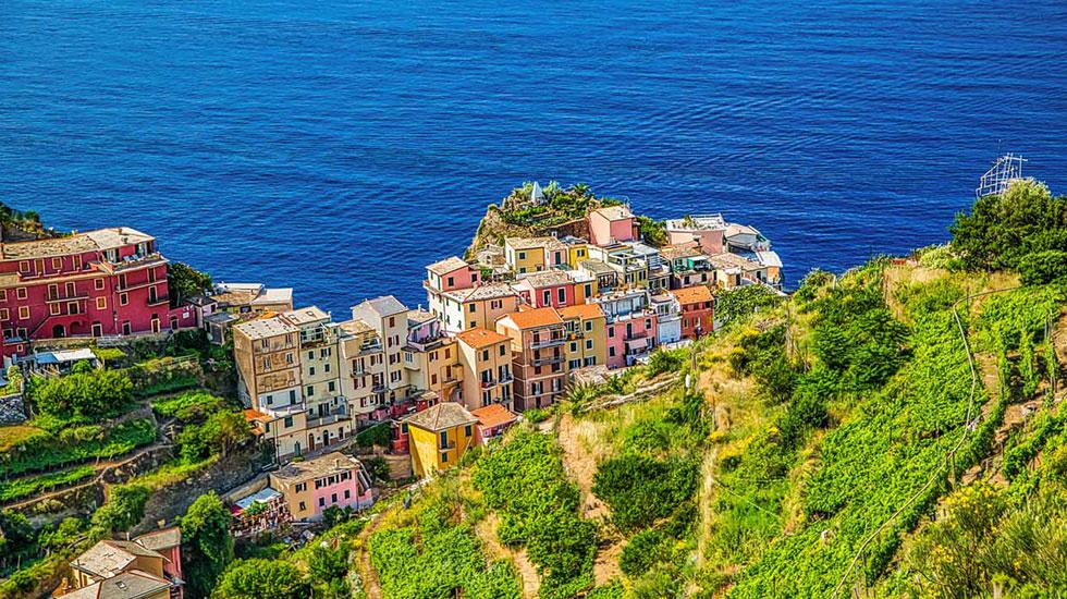 Corniglia - Tour Du Lịch Ý