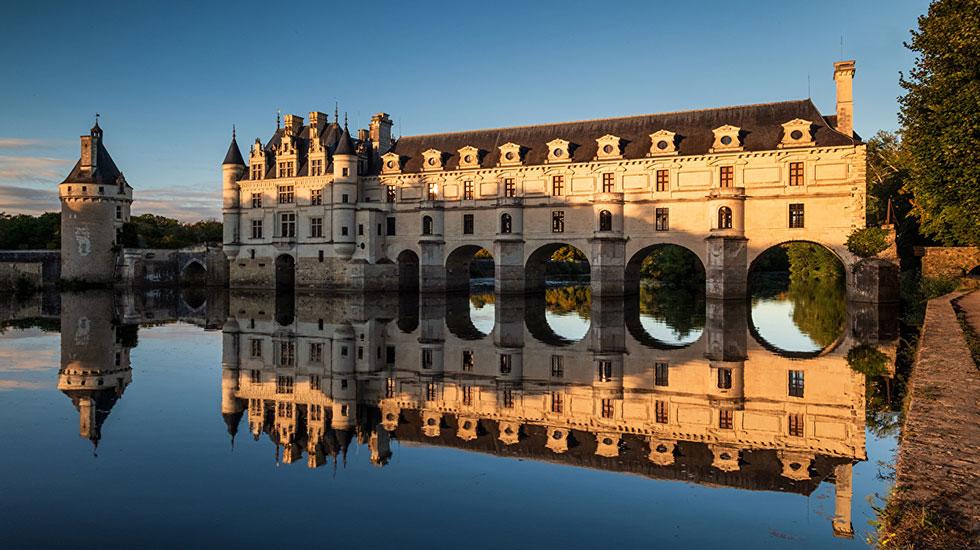 Lâu Đài Chenonceau - Tour Du Lịch Pháp