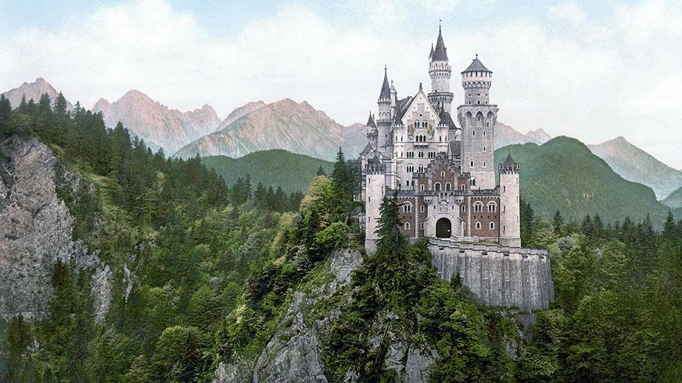 Lâu Đài Neuschwanstein-Tour du lịch Đức (9)