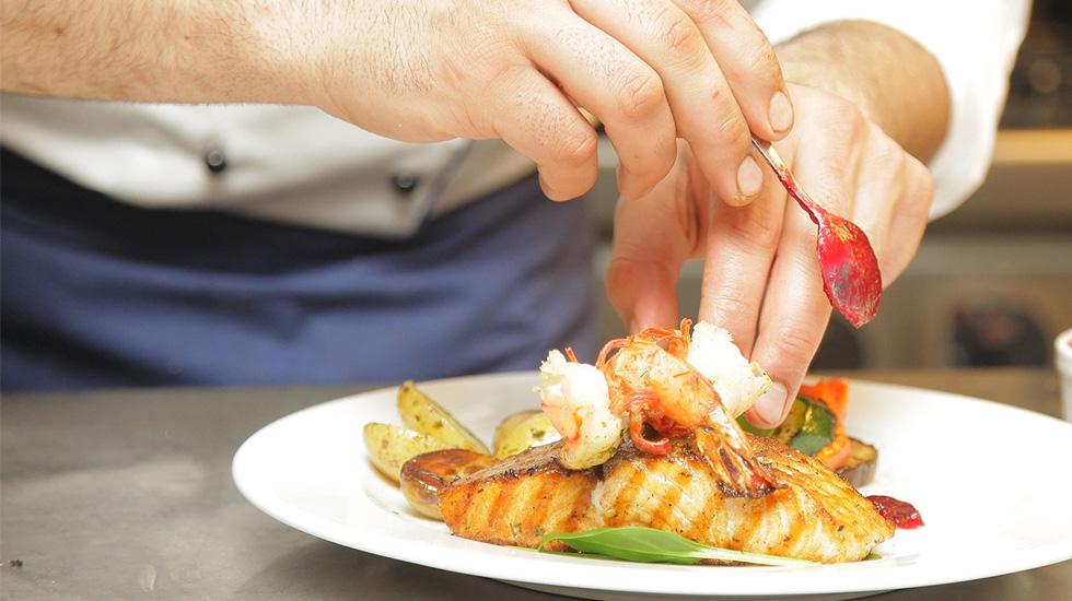 Lớp nấu ăn đặc sản Ý (2)