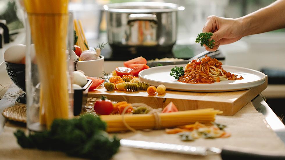 Lớp nấu ăn đặc sản Ý (3)