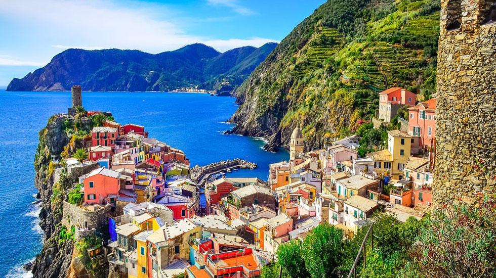 Monterosso al Mare - Tour Du Lịch Ý