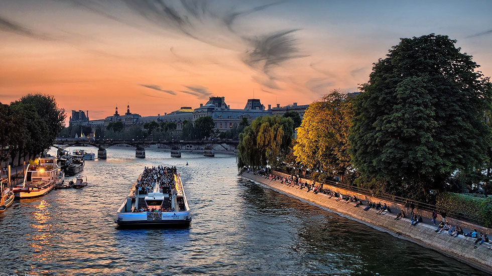 Sông-Sein-Paris - Tour Du Lịch Pháp