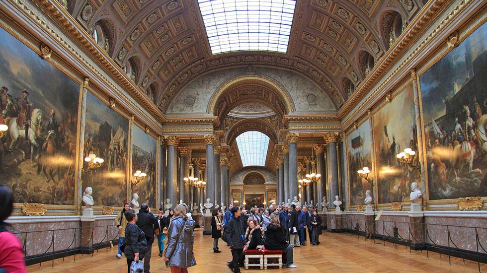 Versailles - Tour Du Lịch Pháp