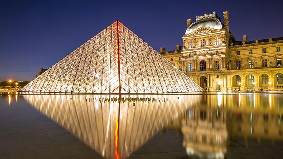 Viện bảo tàng Louvre Paris (2)