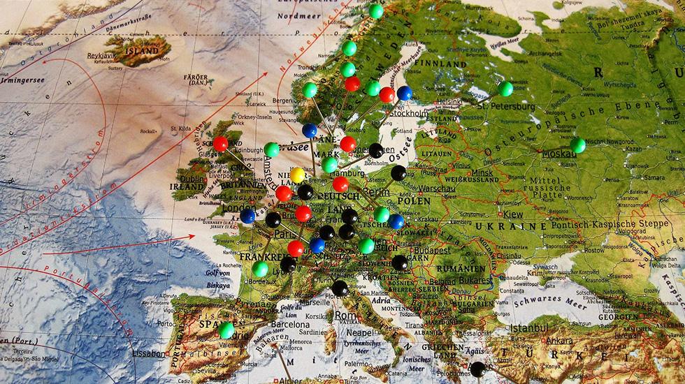 Visa-châu-Âu