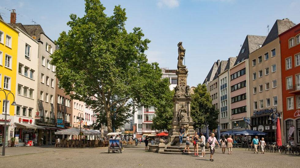 Alter Mark - Du lịch Hà Lan