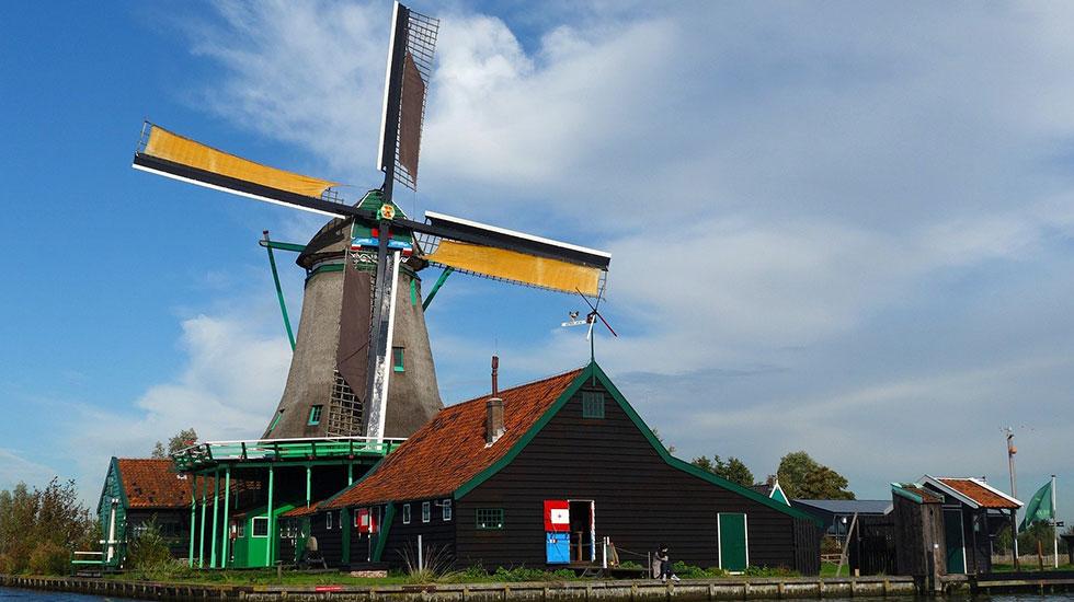 Amsterdam- Du lịch Hà Lan (1)