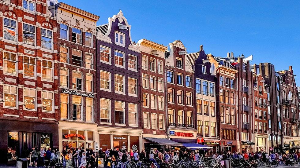 Amsterdam- Du lịch Hà Lan (2)