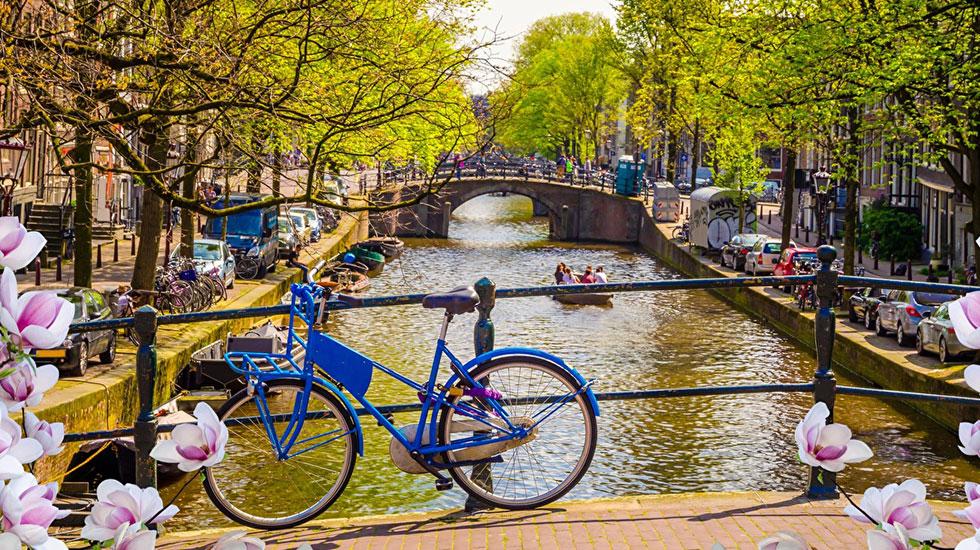Amsterdam- Du lịch Hà Lan