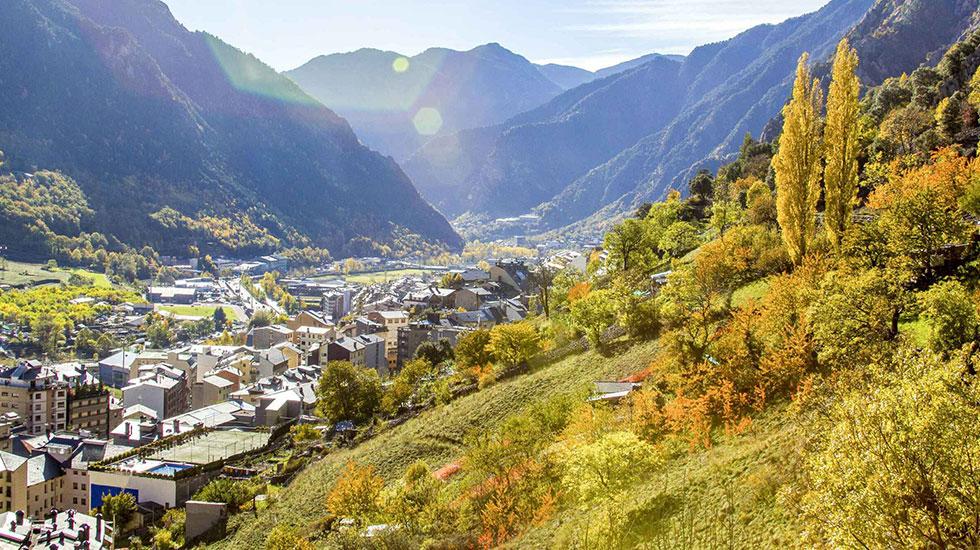 Andorra 2 - Tour Du Lịch Andorra