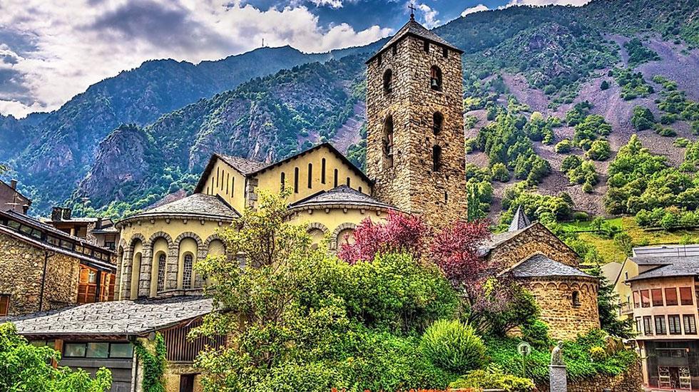Andorra - Tour Du Lịch Andorra