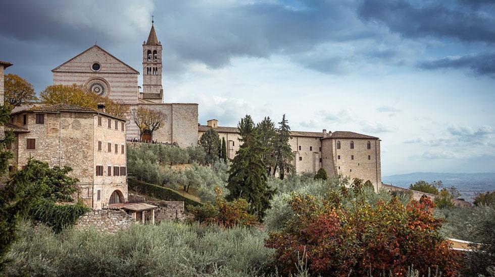 Architecture Assisi - Tour Du Lịch Ý