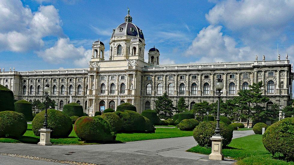 Bảo tàng Vienna - Du lịch Áo