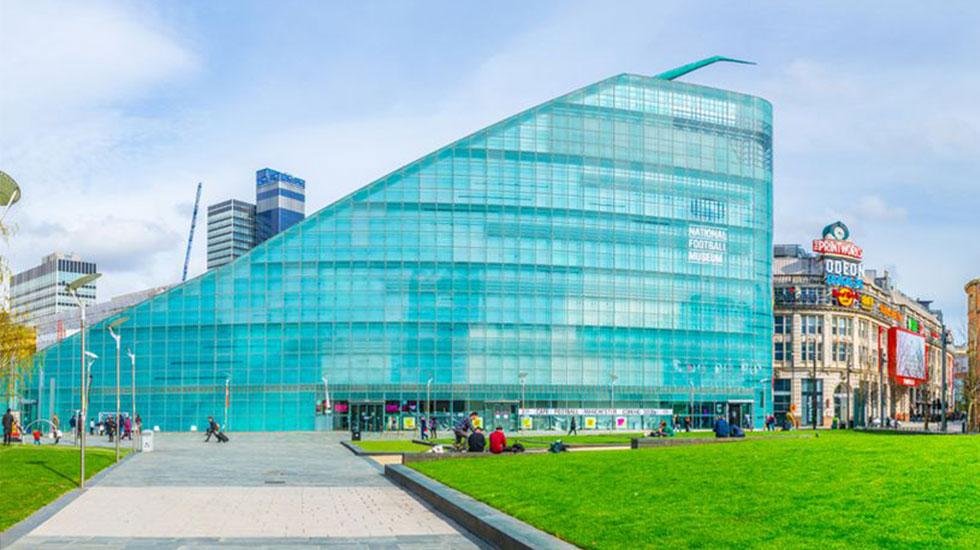 Bảo tàng bóng đá quốc giá Manschester - Tour tham quan Manchester