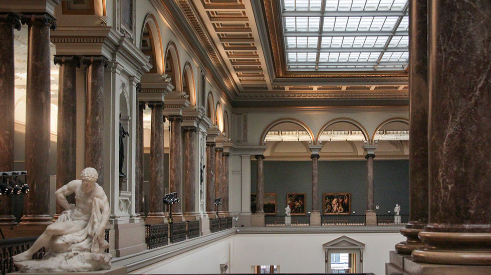 Bảo tàng nghệ thuật Hoàng Gia Bỉ - Du lịch Bỉ