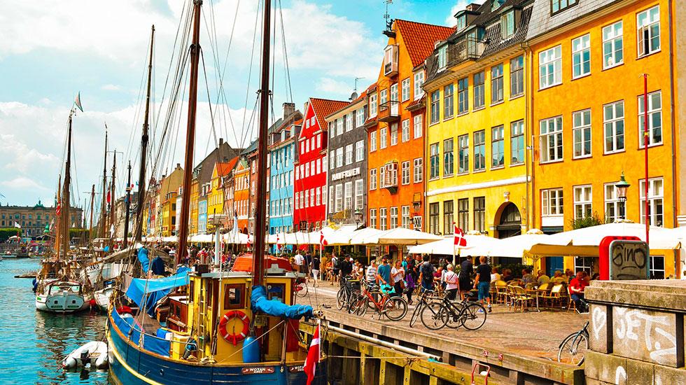 Bến cảng cổ - Tour Du Lịch Đan Mạch