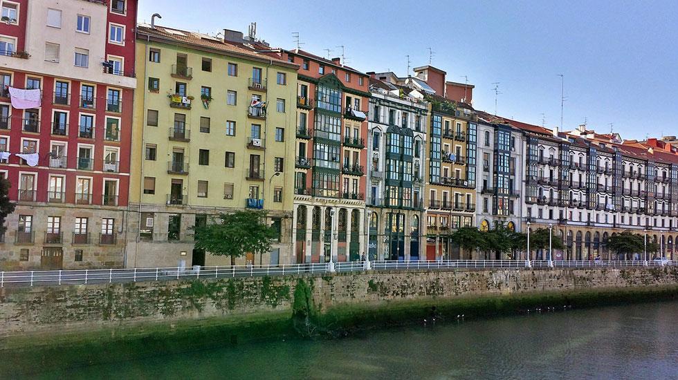 Bilbao-Ria-Euskadi - Tour Du Lịch Tây Ban Nha