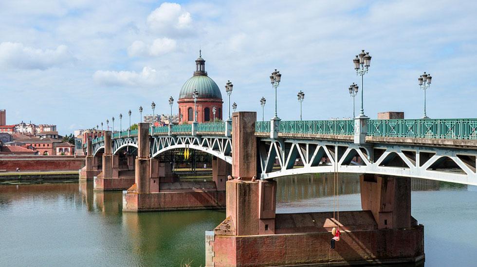 Bridge Toulouse - Tour Du Lịch Pháp