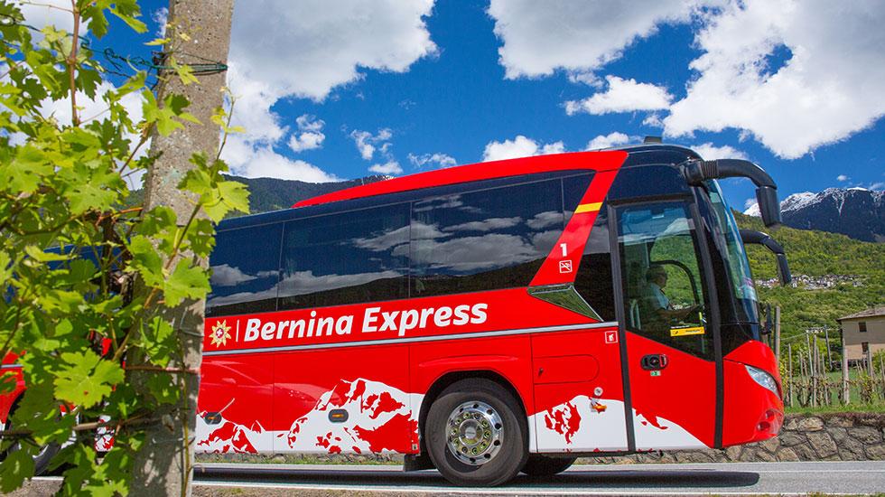 Bus Bernia Express-Tour Thụy Sĩ giá rẻ