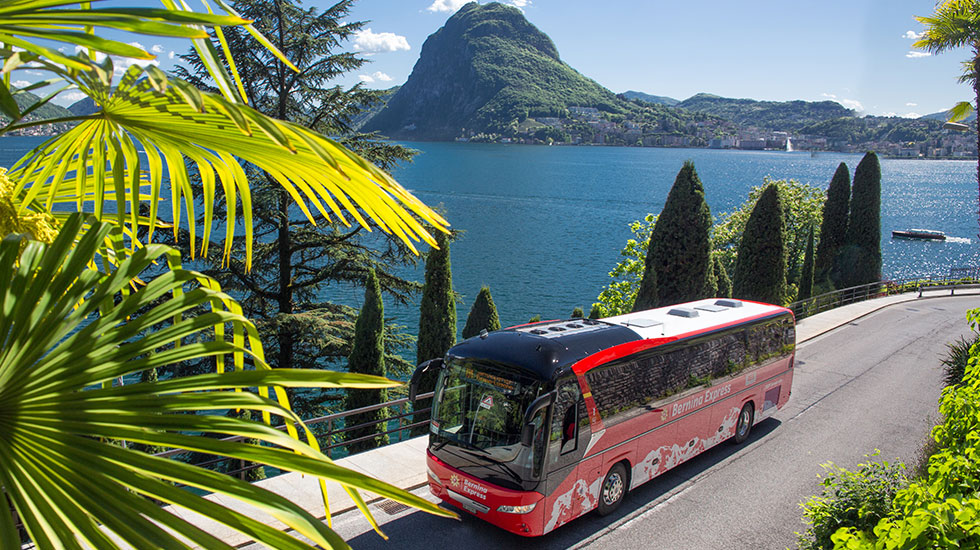 Bus Bernia Express-Tour du lịch Thụy Sĩ