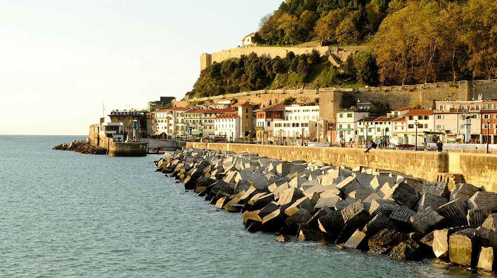 Cảng-San-Sebastian - Tour Du Lịch Tây Ban Nha