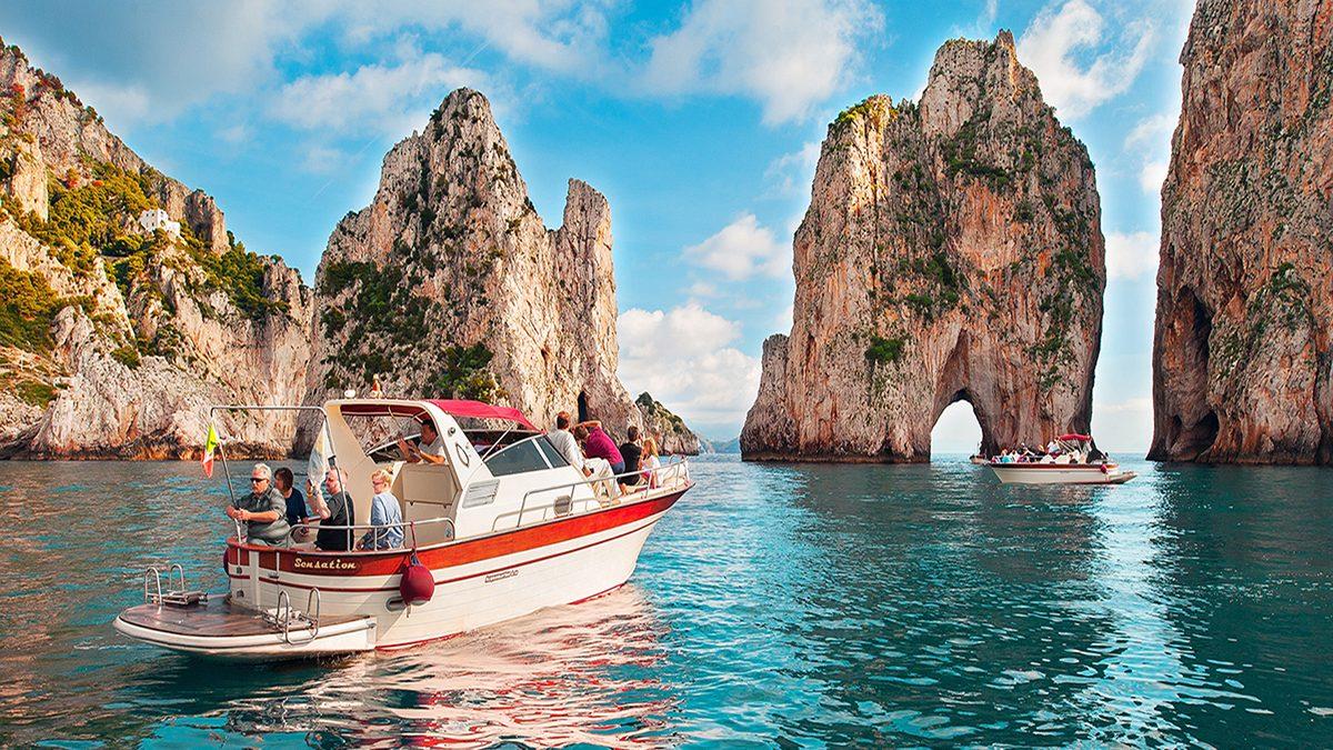 Capri - Tour Du Lịch Ý