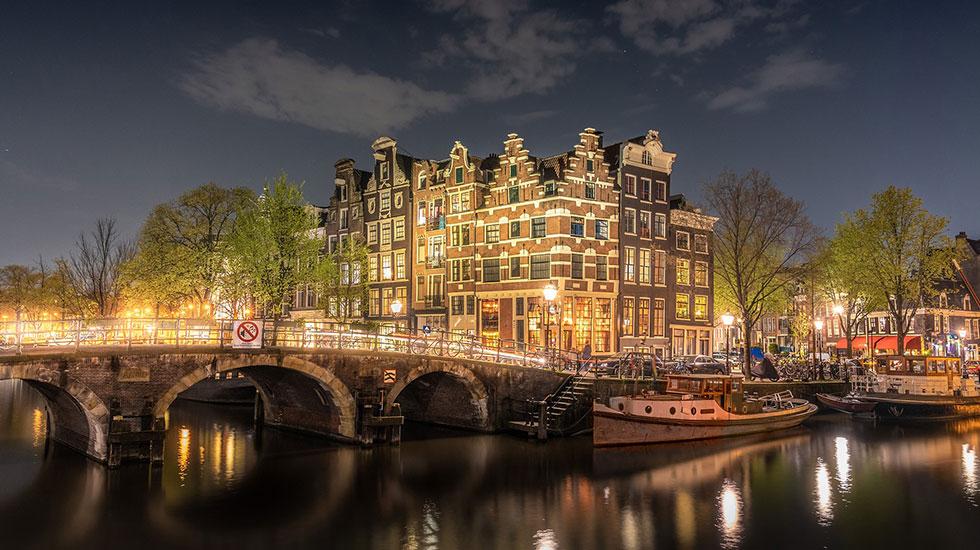 Cầu Skinny - Du lịch Hà Lan
