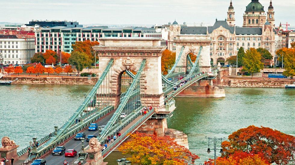 Cầu xích - Du lịch Hungary
