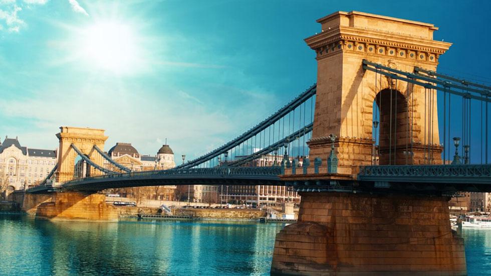 Chiếc cầu Xích - Du lịch Hungary