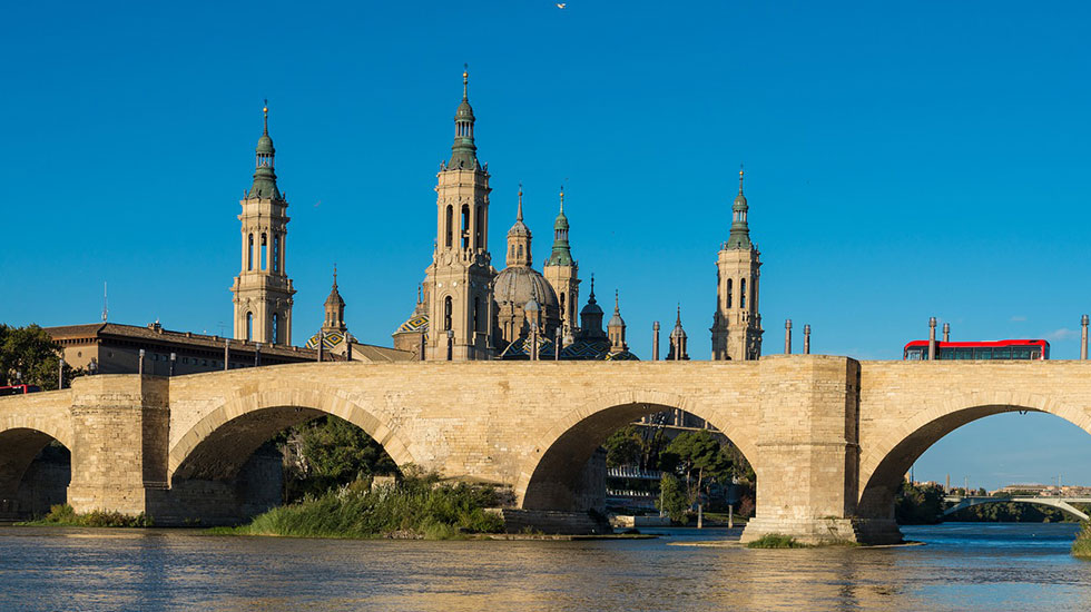 Chiếc-cầu-Zaragossa - Tour Du Lịch Tây Ban Nha