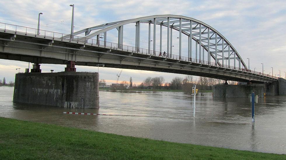 Chiếc cầu lịch sử chiến tranh thế giới II John Frost - Du lịch Hà lan