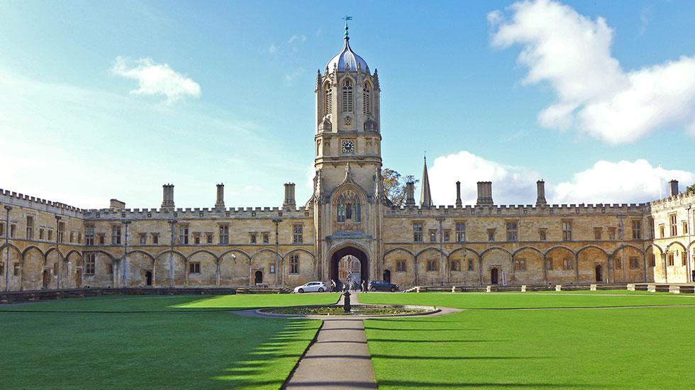 Christchurch College 3 - Tour du lịch tham quan Anh