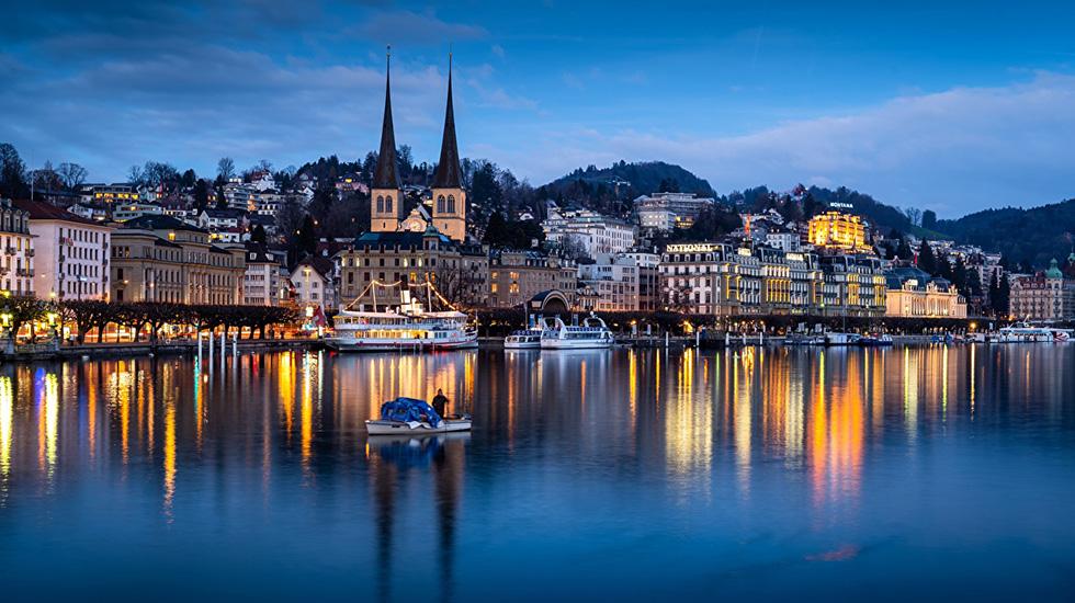 Chur - Du lịch Thụy Sĩ