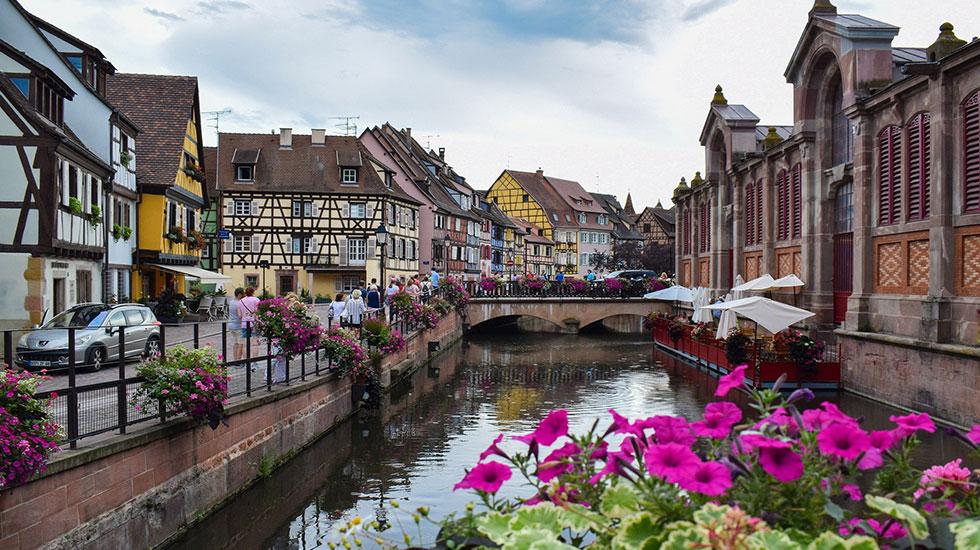 Colmar - Tour Du Lịch Pháp (1)