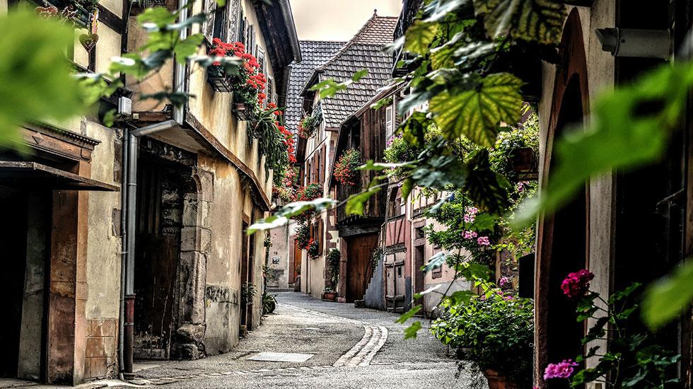 Colmar - Tour Du Lịch Pháp (3)