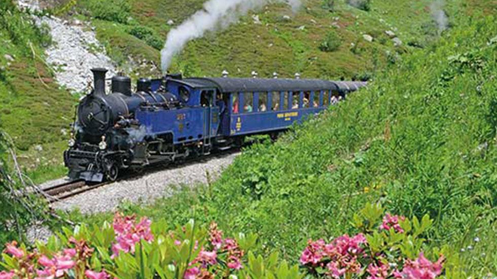 Con tàu Đà Lạt - Tour du lịch Thụy Sĩ (2)