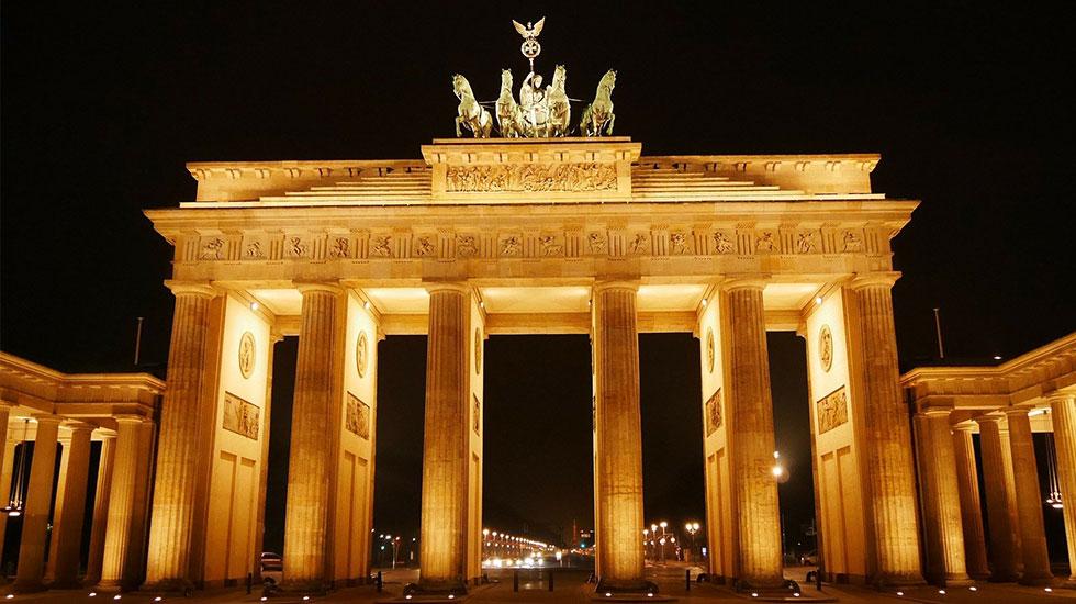 Cổng thành Brandenburg Berlin-Du lịch Đức (6)