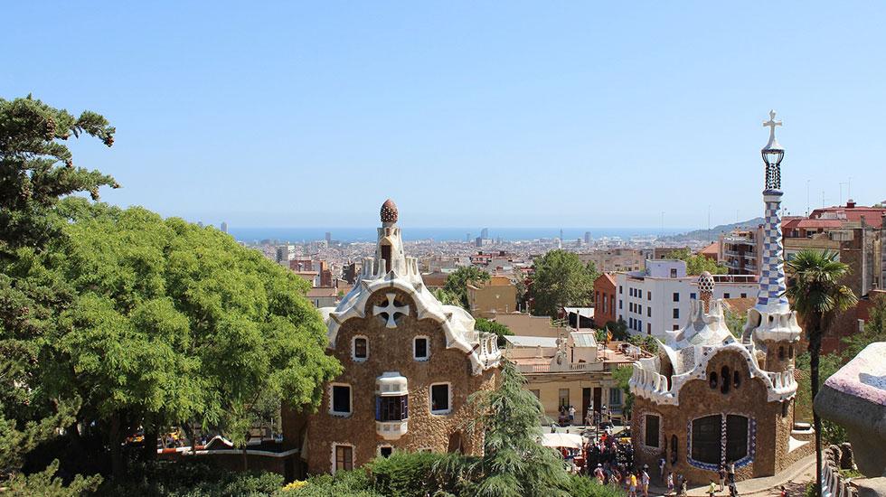 Công-viên-Gaudi - Tour Du Lịch Tây Ban Nha
