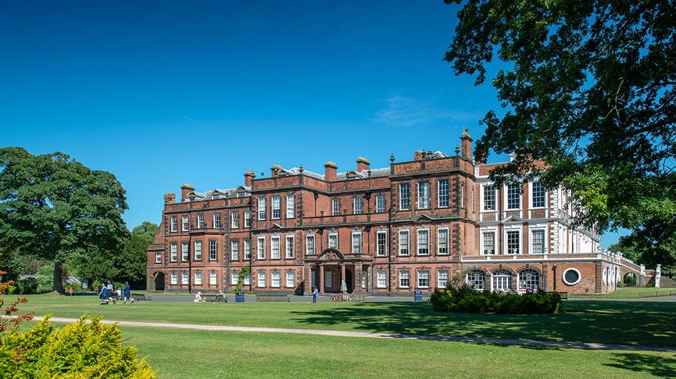 Croxteth Hall Peter - Tour Anh giá rẻ
