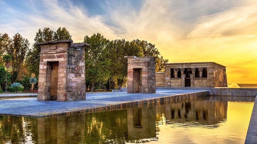 Đền-thờ-Debob - Tour Du Lịch Tây Ban Nha