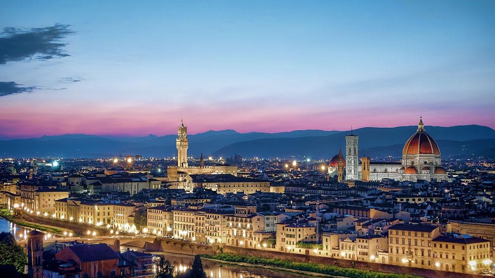 Florence - Tour Du Lịch Ý
