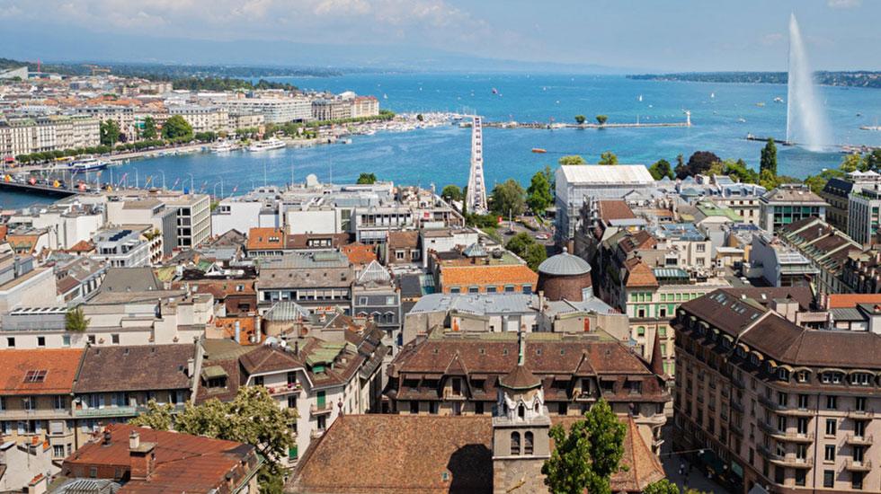 Geneva-Tour du lịch Thụy Sĩ