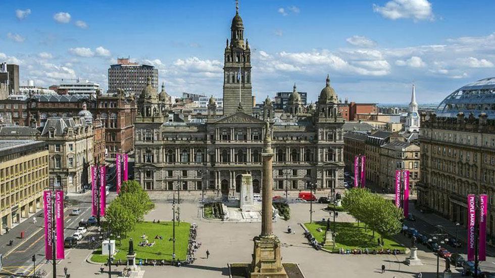 George Square Glasgow - Tham quan Glasgow