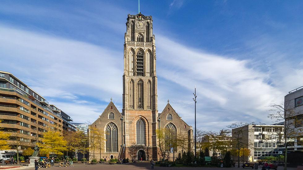 Giáo Hội St. Laurent - Du lịch Hà Lan