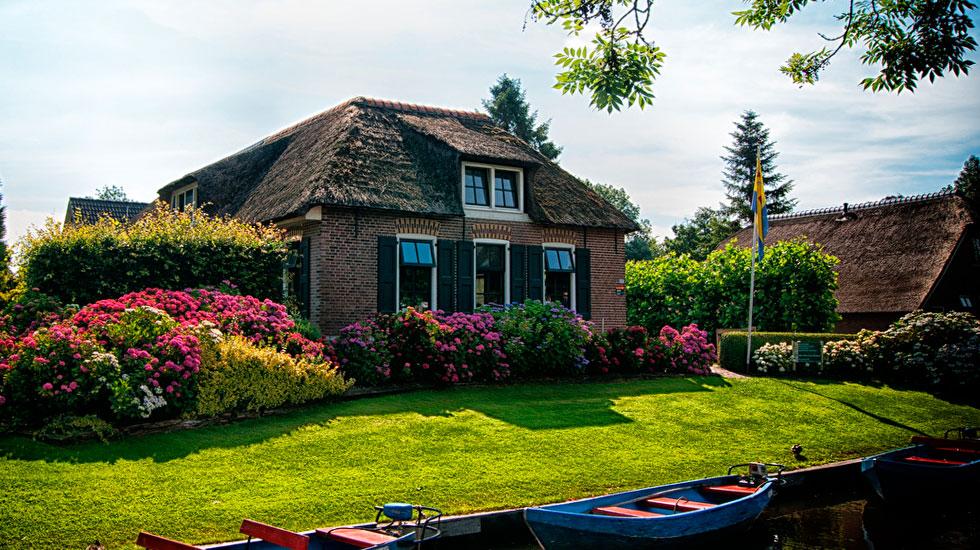 Giethoorn-Du lịch Hà Lan (1)