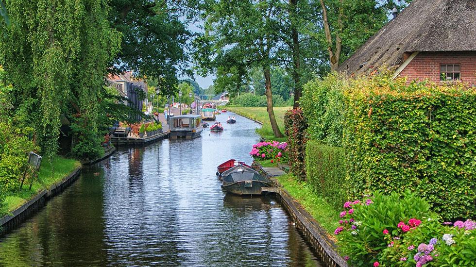 Giethoorn-Du lịch Hà Lan (2)