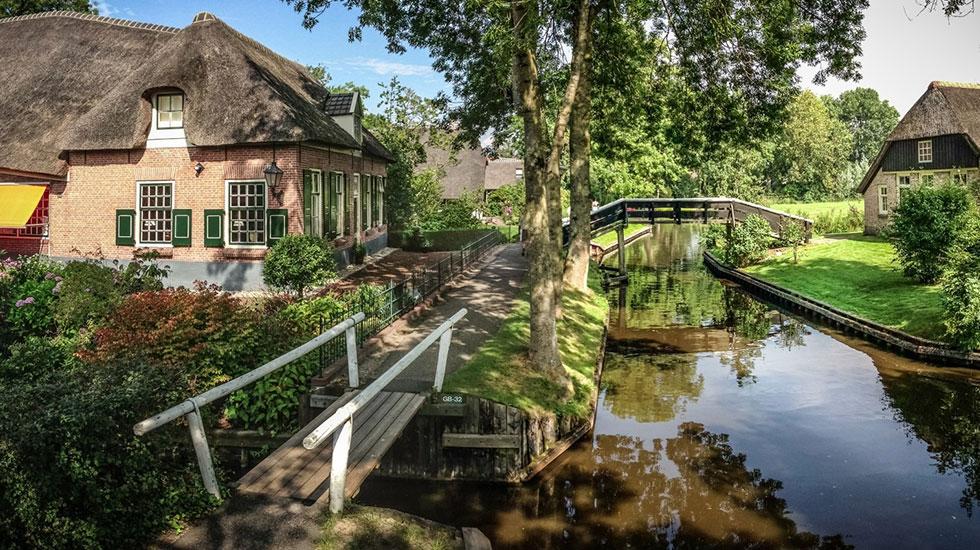 Giethoorn-Du lịch Hà Lan (3)