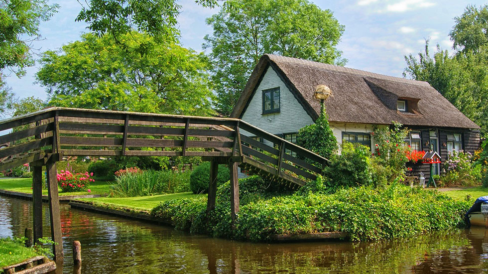 Giethoorn-Du lịch Hà Lan (5)